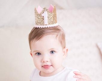 1st Birthday Crown  3f941a43d7e0