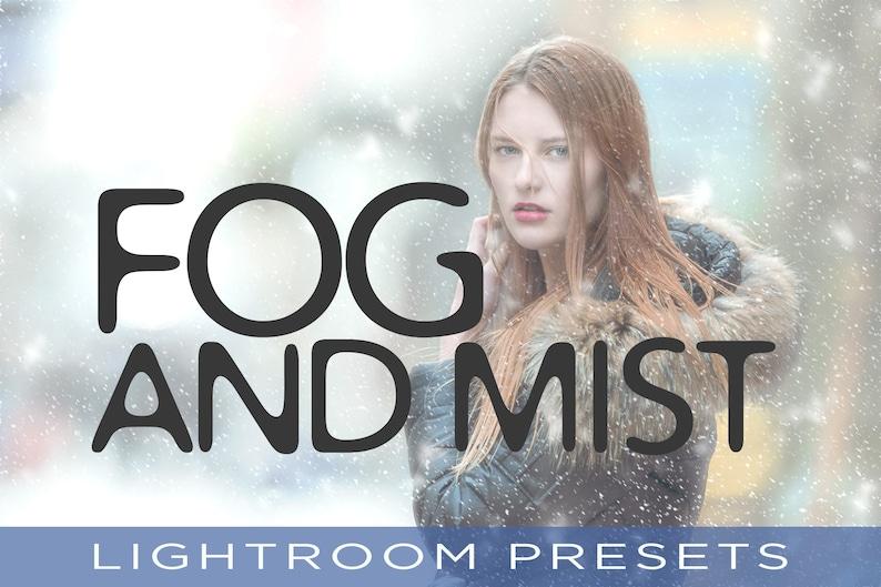 Fog and Mist Lightroom Presets image 0