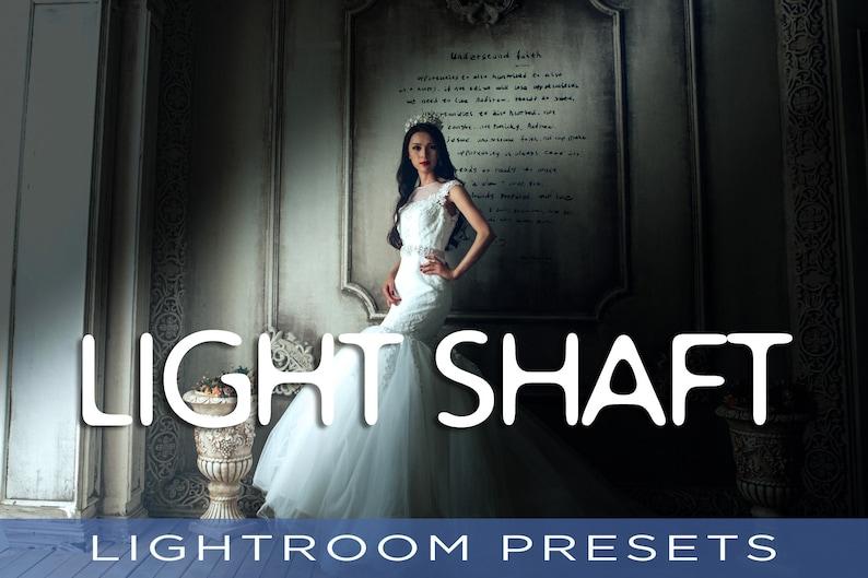 Light Shaft  Shadow Cast Lightroom Presets image 0
