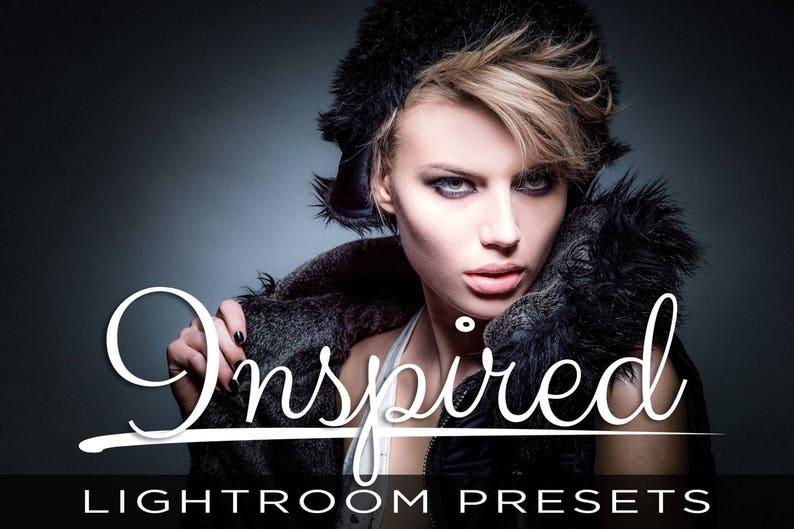 Inspired Lightroom Presets  For Adobe Lightroom Classic CC image 0