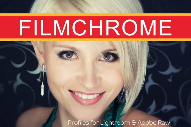 Slide Film Chrome  Lightroom & RAW Profiles image 0
