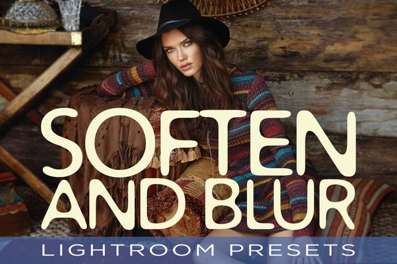 Soften and Blur  For Adobe Lightroom Classic CC Adobe image 0