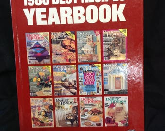 Better Homes and Gardens  Best Recipe Yearbook