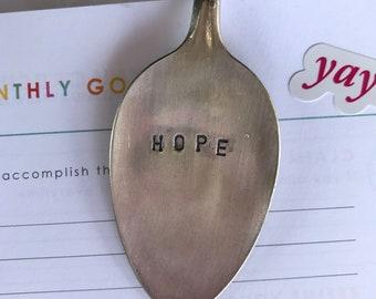 Spoon Bookmark