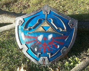 Hylian Shield Replica, Legend of Zelda