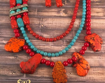 Turquoise Dream Necklace