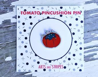 Tomato Pincushion - Pin