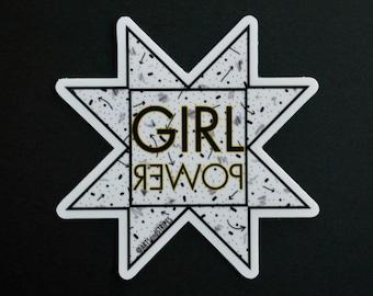 Girl Power - Sticker