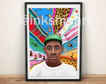 51ea288a110e Tyler the Creator Poster