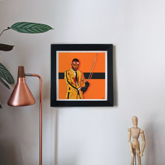 Odd Future OFWGKTA Custom Silk Poster Wall Decor