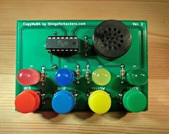 Simon Says - electronic game kit
