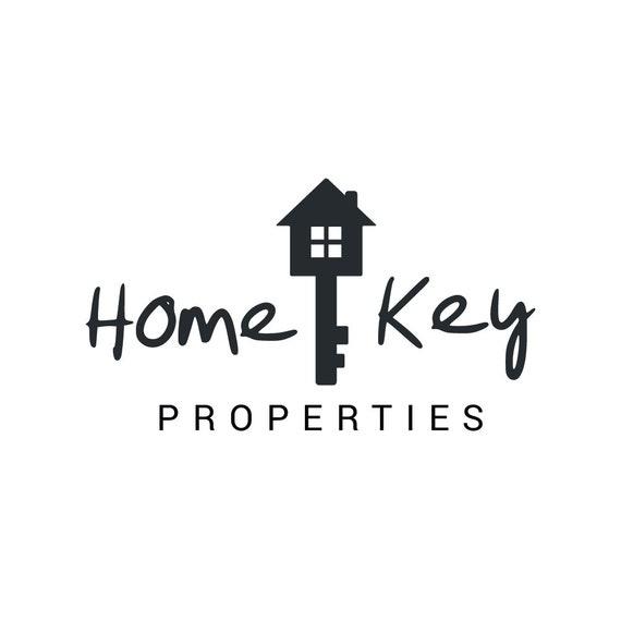Home Logo Real Estate Logo Realtor Logo Design Property Etsy