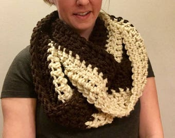S'mores Infinity Scarf