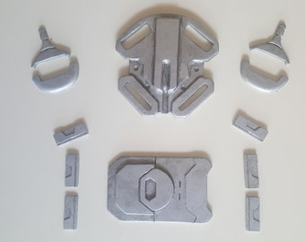 Captain America Infinity War Buckles and Accessories