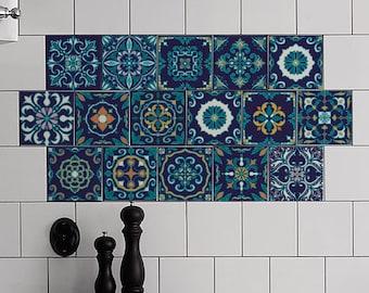 Tiles Decoration Etsy