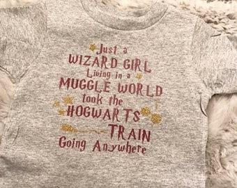 Wizard Girl//Harry Potter