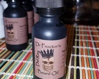 Del Rey Beard Oil