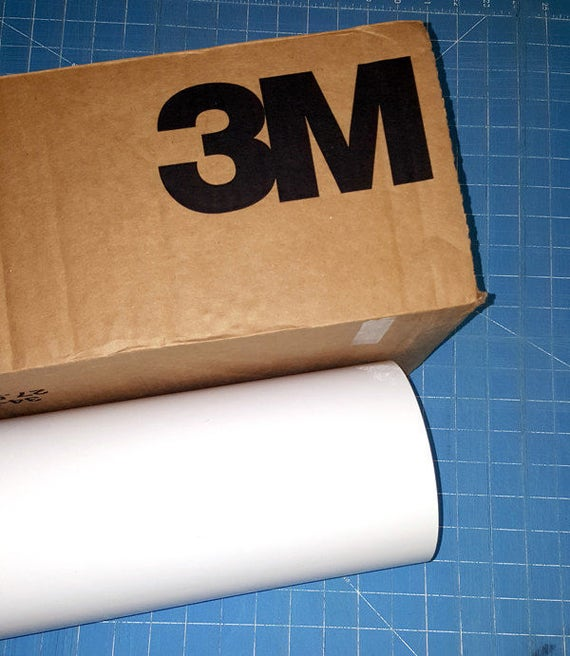 "Roll 24/"" X 50 Feet Sign Cutting Vinyl Silver Metallic Arlon 5000 1"