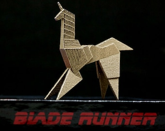Gaff's Unicorn | Blade Runner Origami