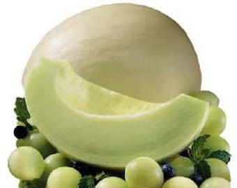 150 HONEYDEW GREEN FLESH Cucumis Melo Inodorus Melon Fruit Seeds