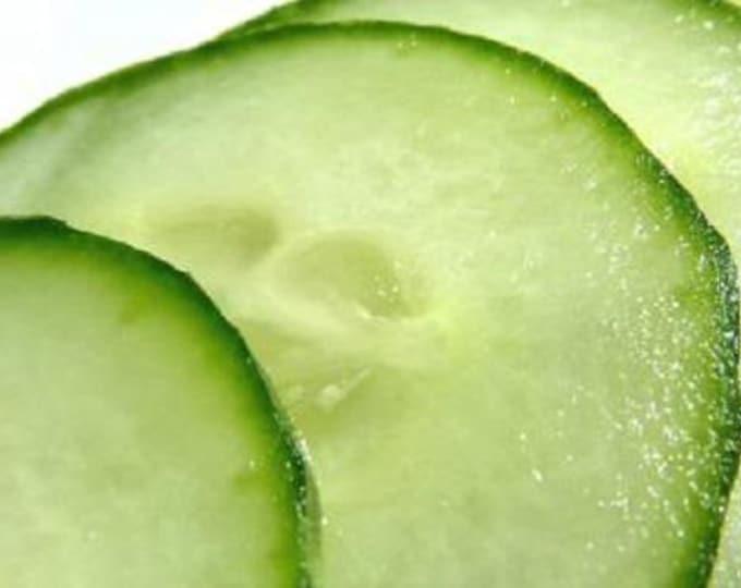 200 MARKETMORE 76 SLICING CUCUMBER Fruit Cucumis Sativus Seeds