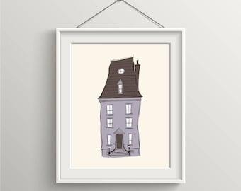 The Peculiar House