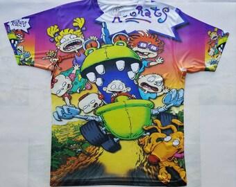 dc3bbf26 Rugrats sublimation T shirt