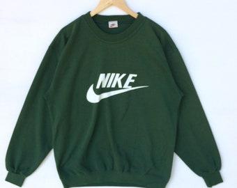 9e4e6e92c62fae Vintage Nike Swoosh Hip Hop Nike Big Logo Nike Sweatshirt