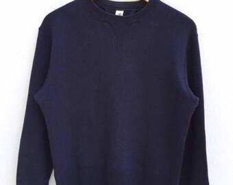 Vintage Beams Plus Sweatshirt Spellout Big Logo Sweatshirt Hip Hop Mods Casuals Style