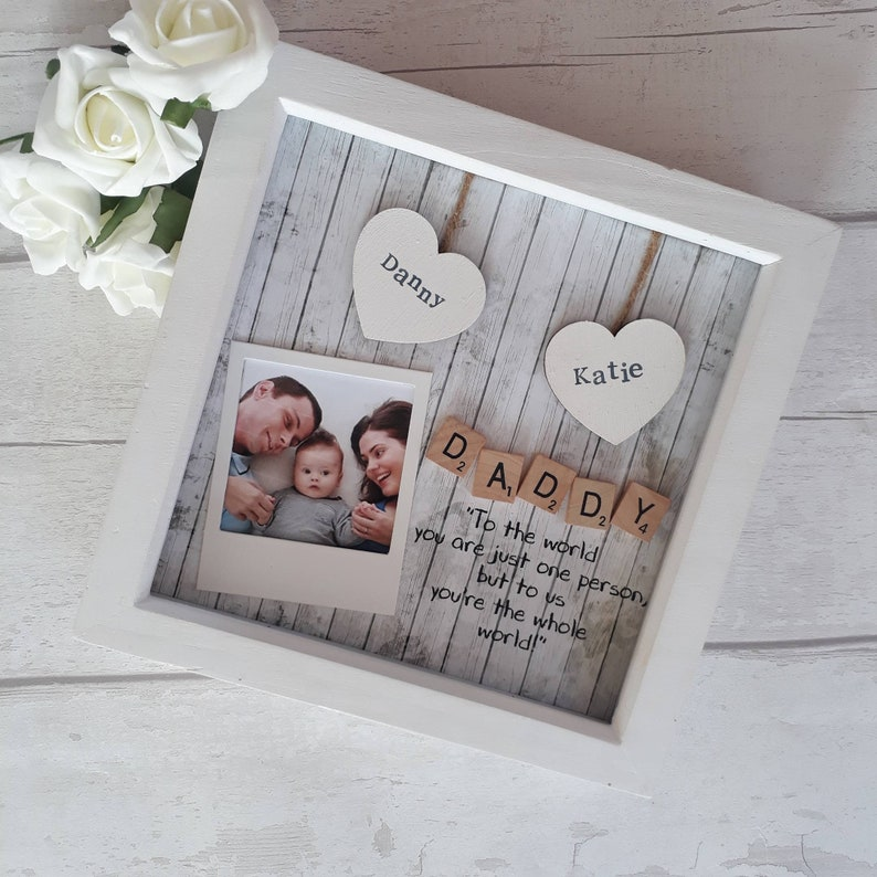 Fathers Day Gift For Daddy Fathering Sunday Personalised