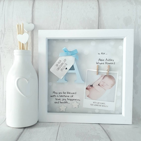 Birth Gift PRINT ONLY Boys Birthday Gift Personalised BabyBoy Bedroom Keepsake