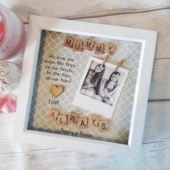Fathers day Grandad Gift for Nana Present For Grandma | Etsy