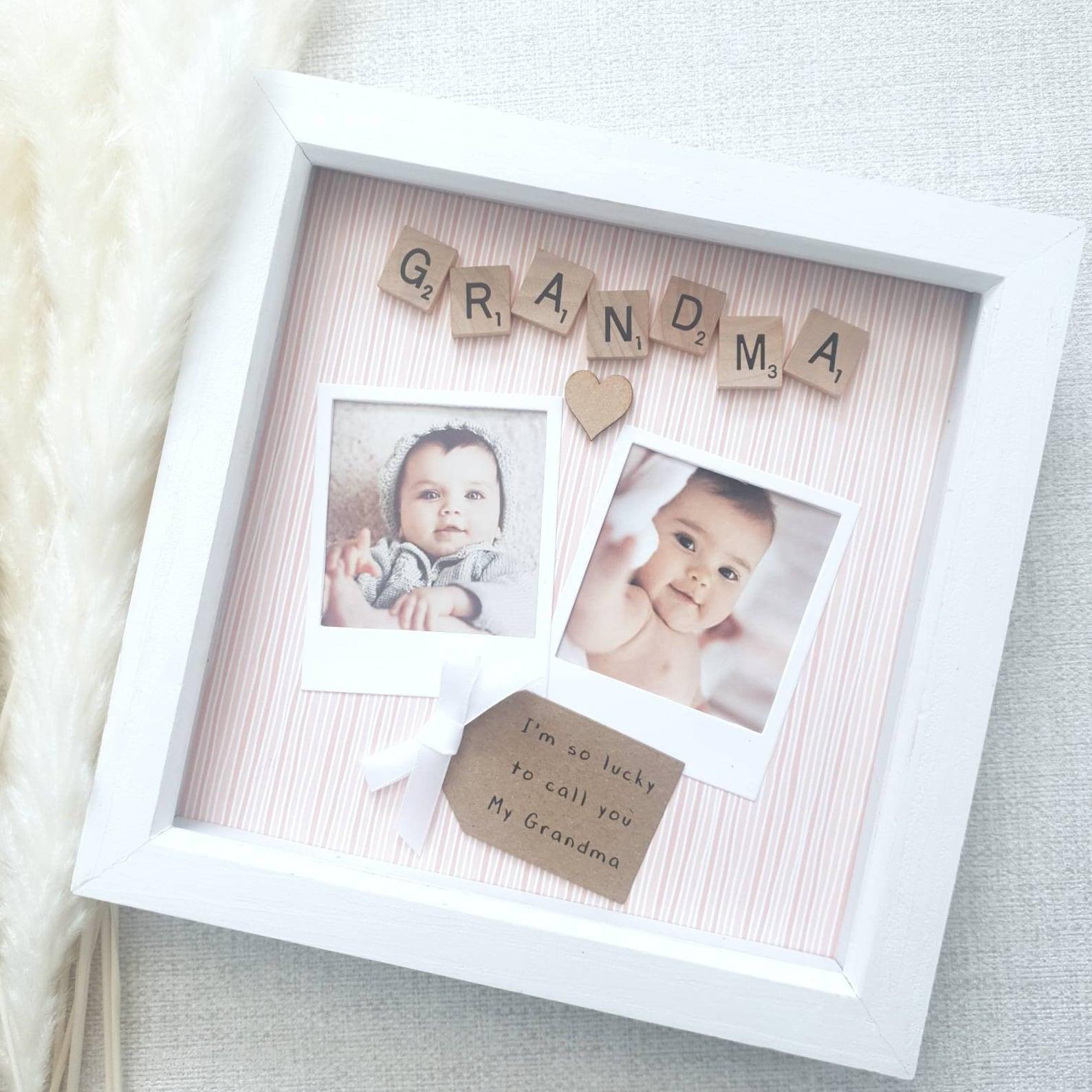 Personalised Grandma Frame