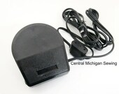 Singer Sewing Machine Foot Control with Power Cord Fits Models 15, 66, 99, 201, 221, 222, 206, 301, 306, 319