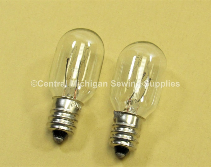 Lights Bulbs Fixtures SewingMachineDepot Fascinating Kenmore Sewing Machine Light Bulb