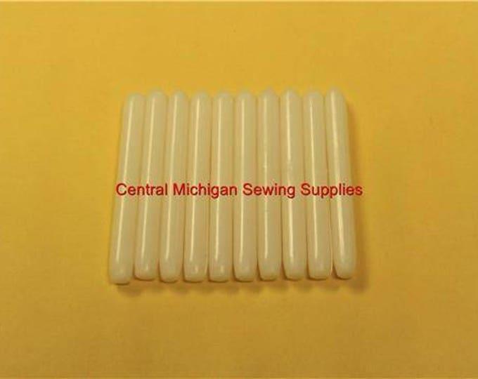 WHITE FELT SPOOL PIN PLASTIC /& FELT fits SINGER SEWING MACHINE MODELS 237 247