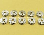 Singer Featherweight Sewing Machine Metal Bobbins Fits Models 221, 221-1, 221-2, 221K, 222, 222K, 301, 301A