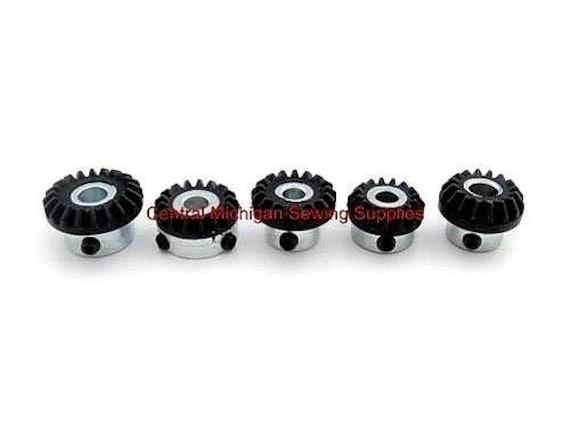 5 Gear Set-620 625 628 629 630 635 640 600 Series SINGER Touch Sew-