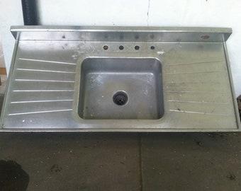 Retro kitchen sink | Etsy