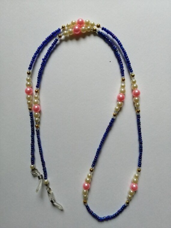Cute Bead Sunglasses/ Glasses chain
