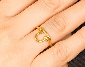 Zodiac Libra Rings, Astrology Sign Rings, Custom Zodiac Rings, 8k Gold Zodiac Ring, Horoscope Libra Jewelry Gold Rings, Christmas Gift Rings