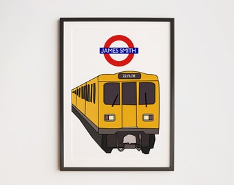 Train Lovers Gift Etsy