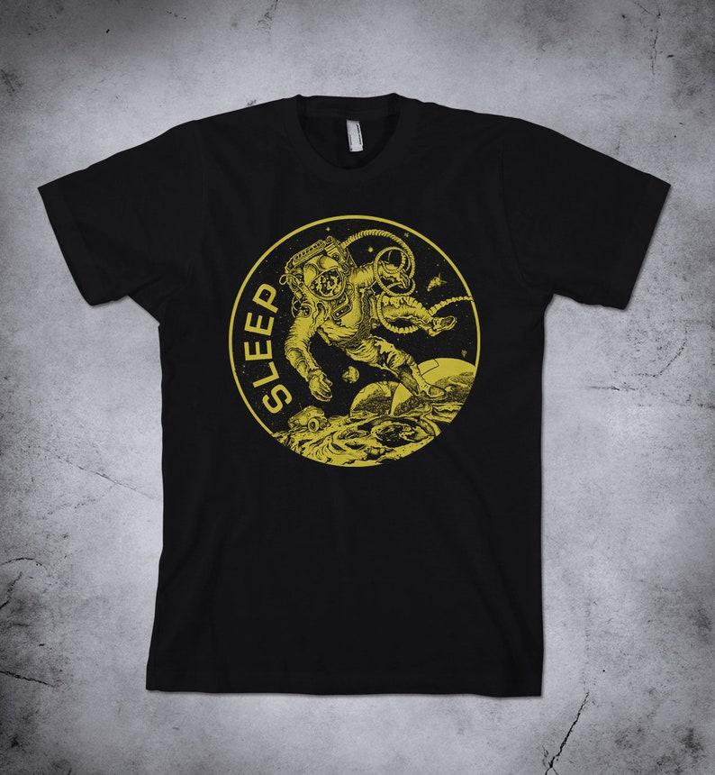 3b2a84f378 Sleep the Clarity t shirt Sleep band t shirt Sleep shirt