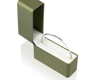 Saved by Grace bracelet by FaithfulBand - Inspirational Gifts, Christian Bracelet