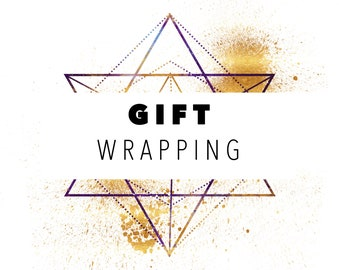 Exquisitely Wrapped Gift Packaging