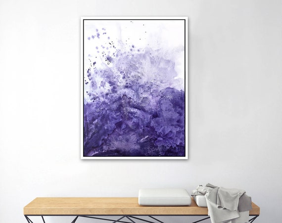 """Water & Salt Purple"""