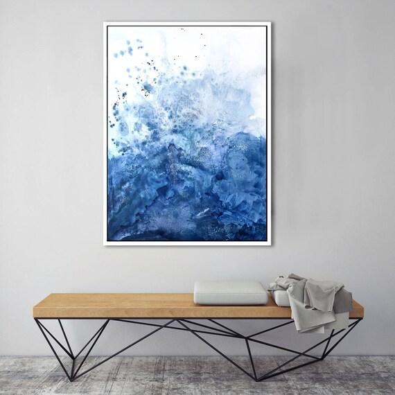 """""""Water & Salt Blue"""""""