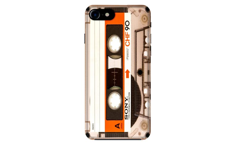 the latest 9926d 71989 Retro Cassette iPhone 7 Case, Retro Tape Cassette iPhone 6 Case, Vintage  Cassette iPhone 7 Plus Case, iPhone 6 Plus Case, Samsung S7 Case G9