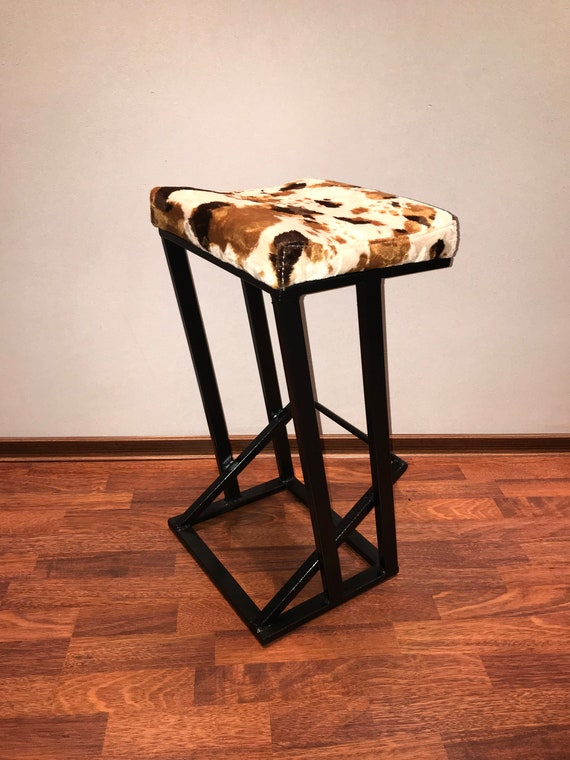 Outstanding Wood Industrial Breakfast Bar Stool Chair Bar Stools Restaurant Bar Stools Sculpted Walnut Dining Chair Wooden Bar Stool Custom Heights Pabps2019 Chair Design Images Pabps2019Com