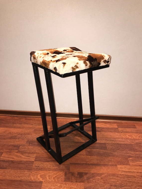 Awesome Wood Industrial Breakfast Bar Stool Chair Bar Stools Restaurant Bar Stools Sculpted Walnut Dining Chair Wooden Bar Stool Custom Heights Pabps2019 Chair Design Images Pabps2019Com